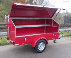 Vezeko Werkzeugwagen Gerätewagen Werkzeuganhänger Bauwagen hulco