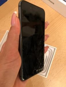 Iphone 8 Space Grau mit 256 GB