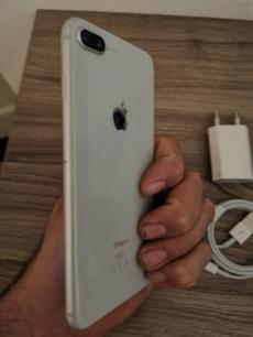 Iphone 8 plus 64gb silber wie neu