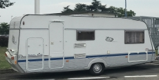 Wohnwagen TEC 540 GK