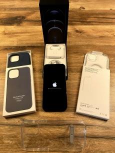 Apple iPhone 12 Pro Max - 256 Go - Bleu Pacifique