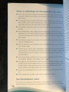 >BILLIG: Ratgeber Dr. R. Limpinsel NIE WIEDER HERZINFARKT