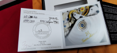 ETA Swiss made chronograph automatik Uhr