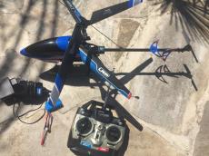 LRP Helikopter Monster Hornet