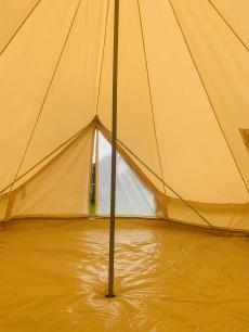 FENEK . SHOP - Luxus Camping Zelt Ø5 Meter