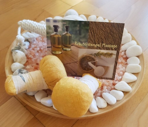 Angebot Massage Kurse