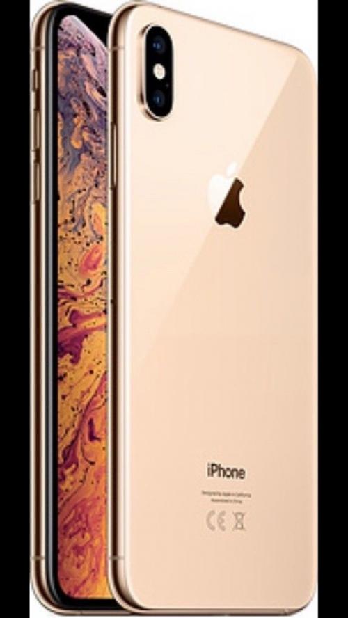 Iphone xs Max mit 512GB Gold Neuverpackt und Ungeöffnet neupreis