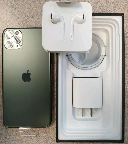 Neues iPhone 11 Pro Max 256 GB