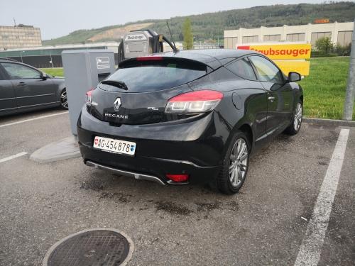 Renault Megane coupe 1.2 16V turbo 65000km