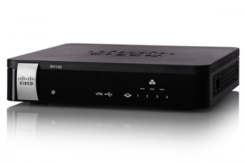 Cisco VPN RV 130 Router, ungebraucht!