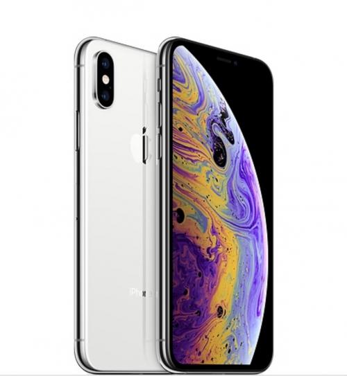 iPhone XS Max 256 GB neu verpackt Silber