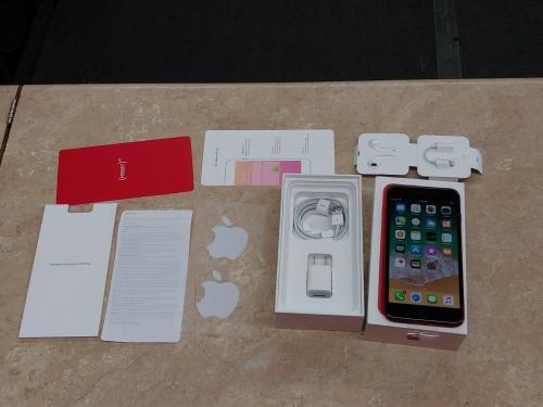 Apple iPhone 8 Plus (PRODUKT) ROT - 256 GB - (Unlocked) (CDMA + G