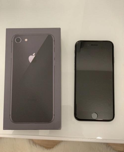 IPHONE 8 /64GB/ BLACK