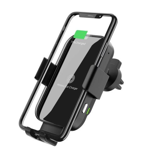 iPhone Samsung Huawei KFZ Halterung Qi Wireless Car Charger