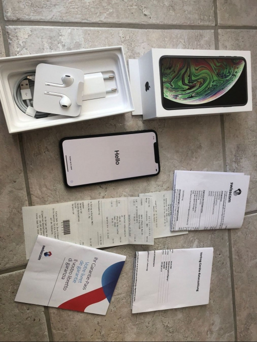 Apple iPhone XS Max 512 GB Space Grey