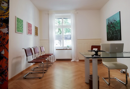 Zürich Enge Raum zu vermieten