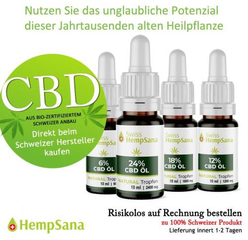 CBD vom Bio-Bauer.